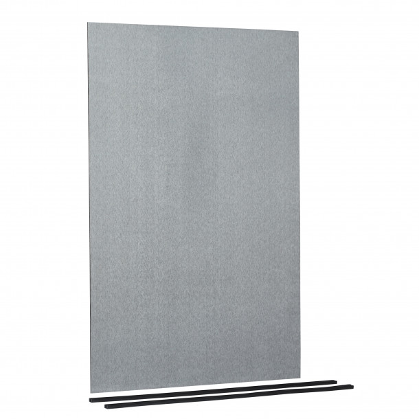Smart Fence - Fibercement 125 modul