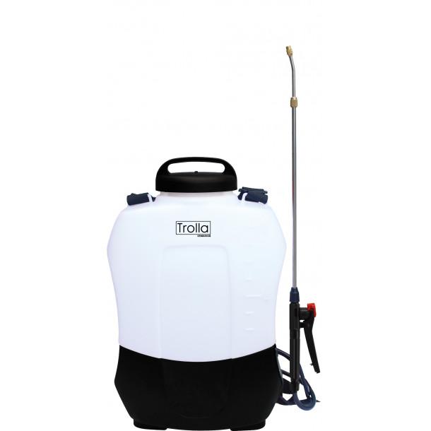 8 L El-rygsprøjte litium batteri
