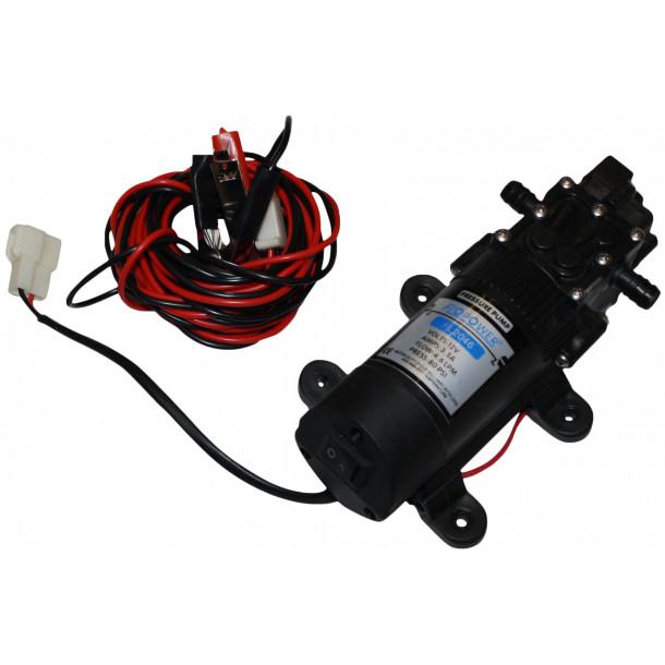 Pumpe 12V 80 PSI